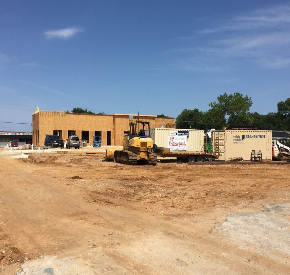 Commercial Development Chick-fil-A