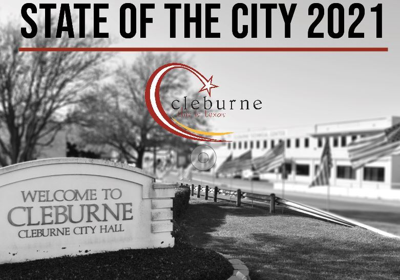 State of the City 2021 Cover image